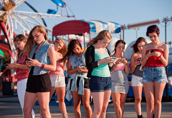 ¿Dependencia del móvil?