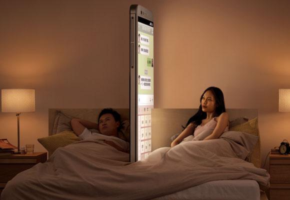 Los adultos abusamos del uso del móvil