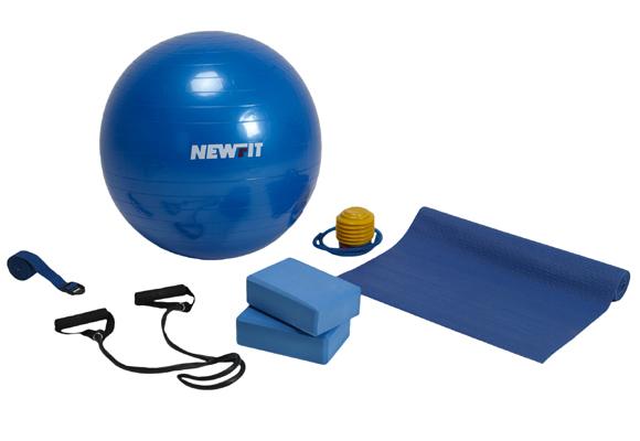 Kit para practicar Yoga y Pilates. Cómpralo aquí