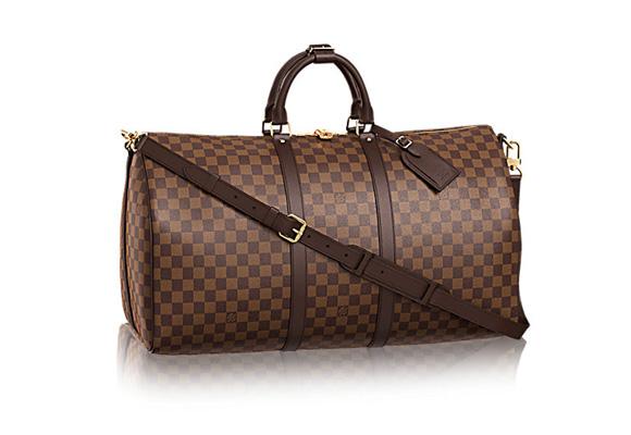 Un clásico de LV: su bolso de viaje. Aquí puedes comprarlo