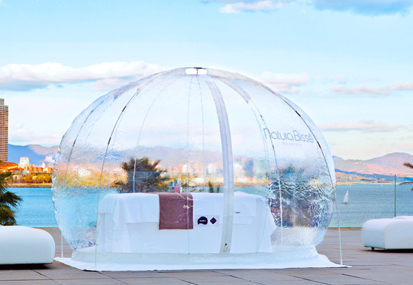 Experiencia Bubble Pure Air. Descúbrela aquí