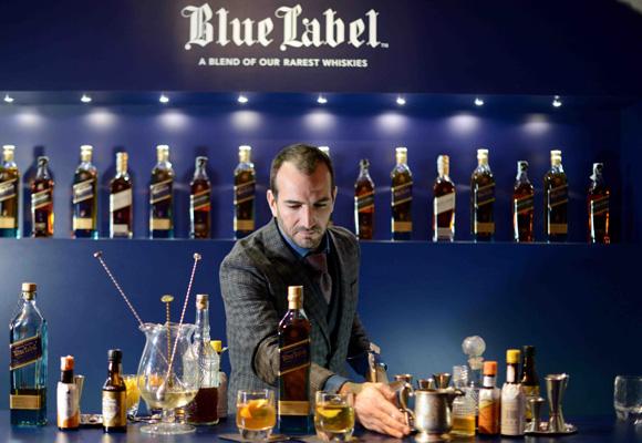Blue Laberl de JW, un placer para los amantes del whisky