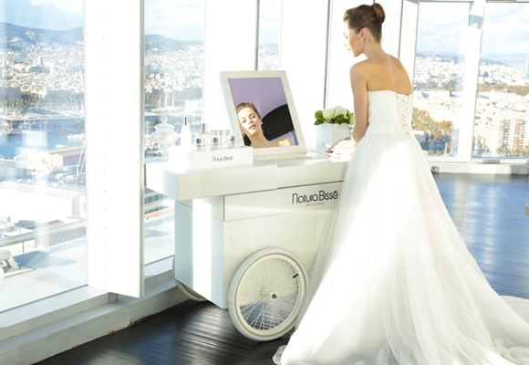 Experiencia L'Atelier para novias que quieren lucir radiantes