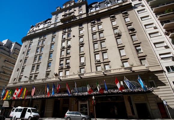 Reserva aquí tu estancia en el Hotel Alvear de Buenos Aires