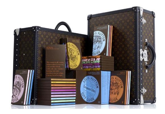 Louis Vuitton City Guides 1