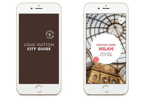 Louis Vuitton City Guides 3