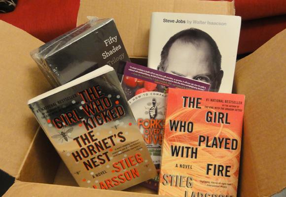 Amazon es mucho más que libros pero aún puedes comprarlos aquí