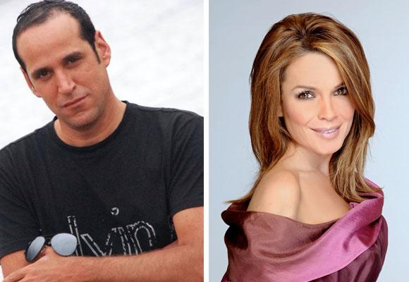Aurelio Manzano y Carme Chaparro, dos influencers del equipo de The Luxonomist