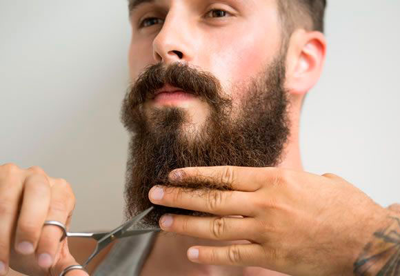 Seguir un pequeño ritual de cuidados nos permitirá tener la barba perfecta