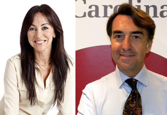 Carme Barceló y Jesús Andreu, dos influencers del equipo de The Luxonomist