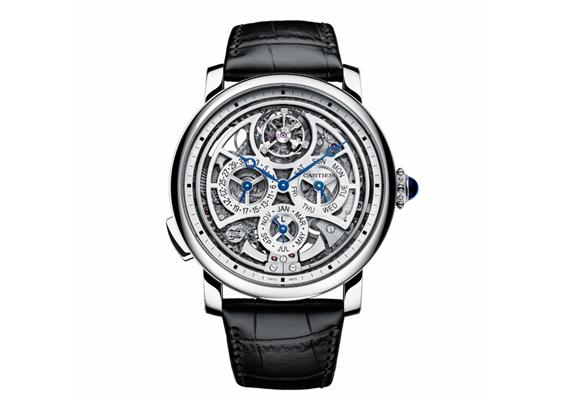 No hay nada más exclusivo que un reloj Cartier. Entra aquí para ver más