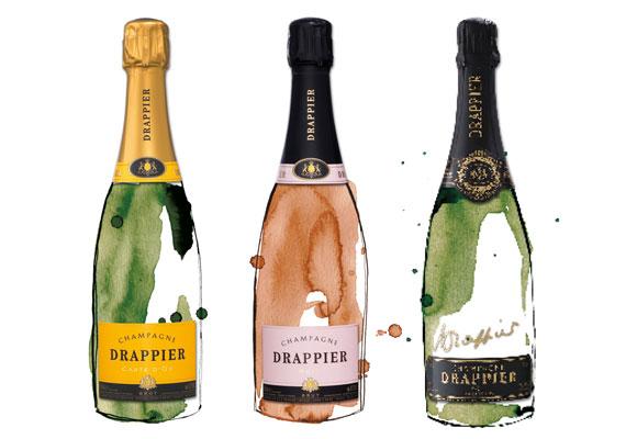 Champagnes clásicos