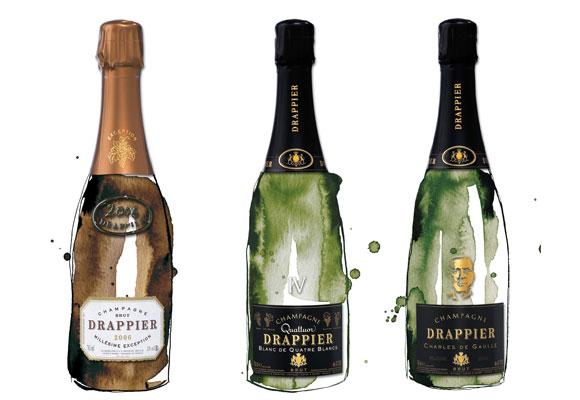 Champagnes especiales