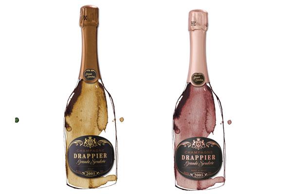 Champagnes icónicos