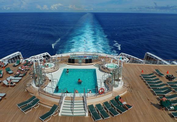 Un crucero de Carnival Corp. para soñar despierto. Pincha aquí para reservar