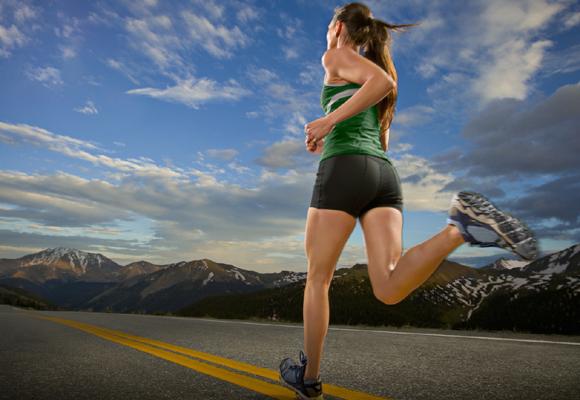 Disfruta de un momento de desconexión practicando running