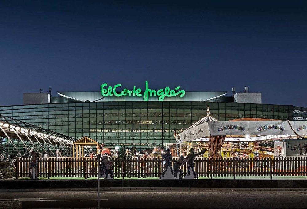 El corte ingles booming in russia the luxonomist - Puzzles el corte ingles ...