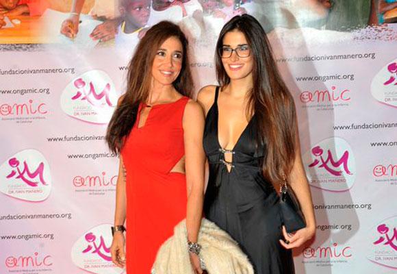 Elsa Anka y su hija Lidia Torrent