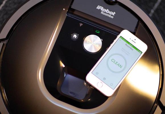 Puedes programar la limpieza desde tu móvil gracias a una app