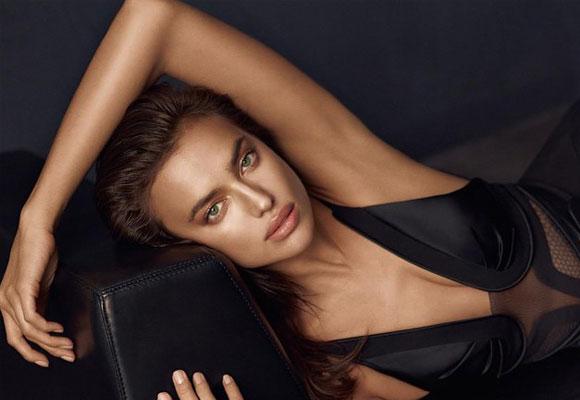 La sensualidad y la belleza de Irina Shayk, al servicio de la firma francesa