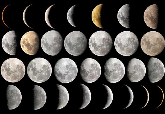 Los días de luna llena nos cuesta más conciliar el sueño