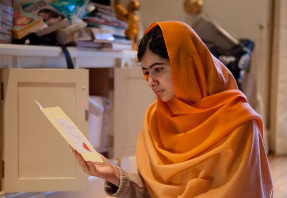 Malala se hizo con el Nobel de la Paz en