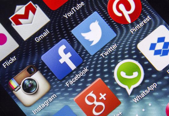 Los millennials invierten mucho tiempo en las apps