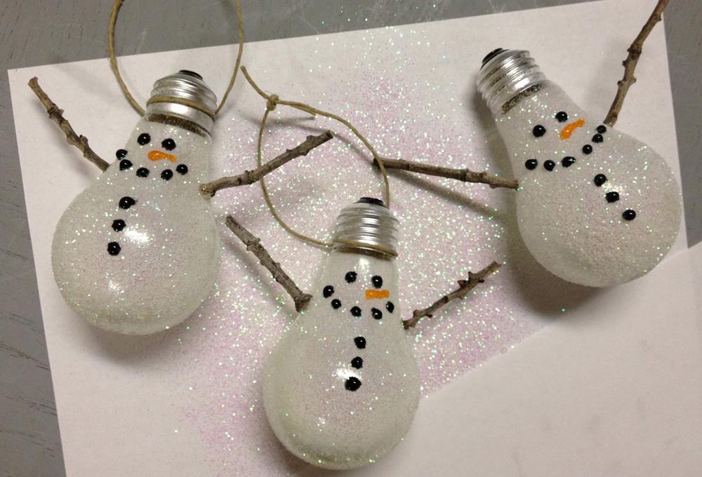 Fabrica tus adornos navide os 39 low cost 39 the luxonomist - Arbol de navidad hecho en casa ...