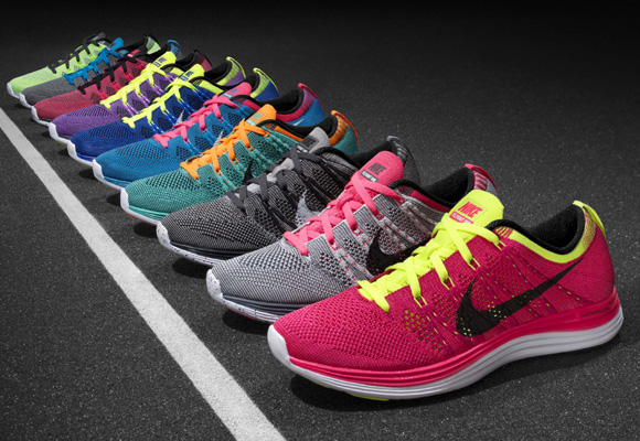 Nike ofrece toda una gama de zapatillas de running de máxima calidad