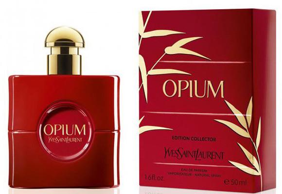 Pincha aquí y compra la edición limitada de Opium Rouge Fatal