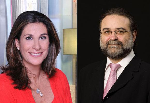 Pilar García de la Granja y Fernando Gallardo, dos influencers del equipo de The Luxonomist