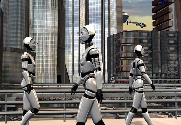 Los robots que parecen humanos ya no son cosa de ciencia-ficción
