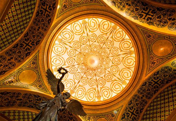 Increíble cúpula