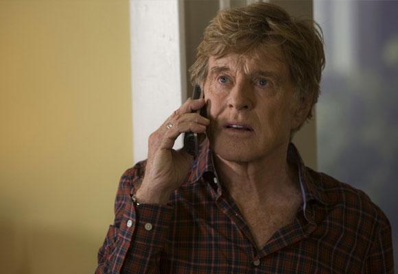 Robert Redford protagoniza 'Un paseo por el monte'