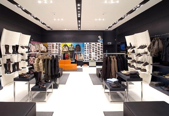 Geox planea abrir tiendas de aquí a 2019