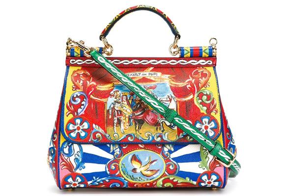 Sicily de Dolce & Gabbana en multicolor. Compra aquí