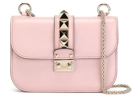 Glam Lock de Valentino en rosa. Compra aquí