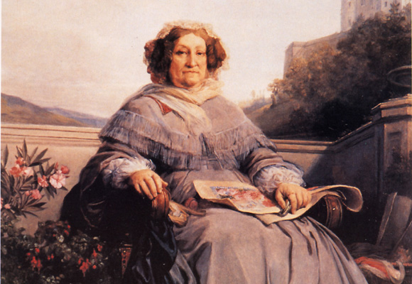 La famosa viuda Barbe Nicole Clicquot Ponsardin