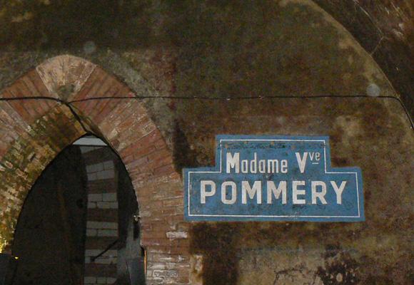 Cavas de Pommery que se pueden visitar en la actualidad