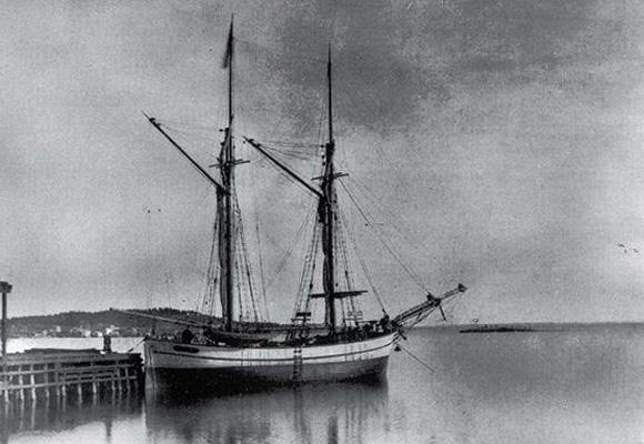 Jönköping naufragó en 1916 con 2400 botellas de champagne a bordo