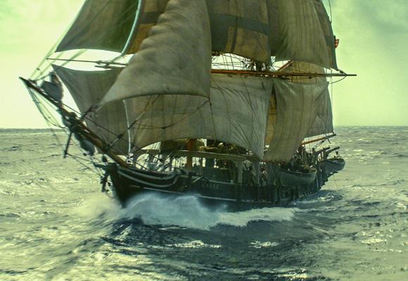 Los marineros dudarán hasta de sus creencias en esta situación límite