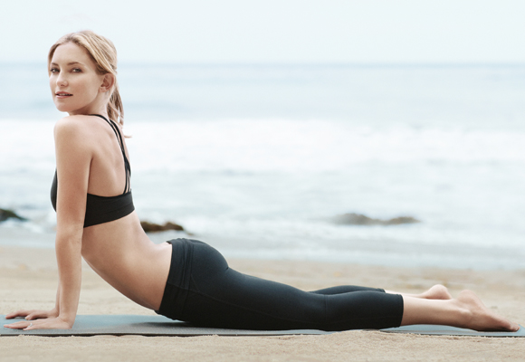 Kate Hudson es la creadora de Fabletics, una de las firmas sport de moda en USA