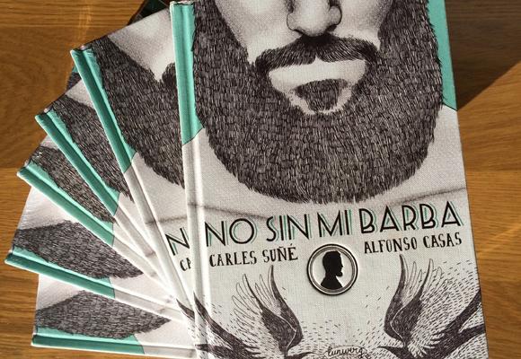 Un libro 'sólo para barbudos. El mejor regalo. Cómpralo aquí
