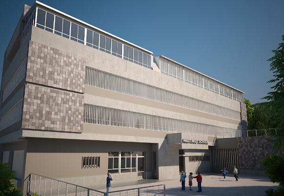 Colegio Hastings en Arturo Soria. Un clásico para padres exigentes