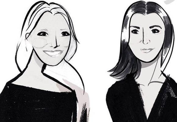 Marta Robles y Carmen Posadas hablan de la generosidad y buena educación