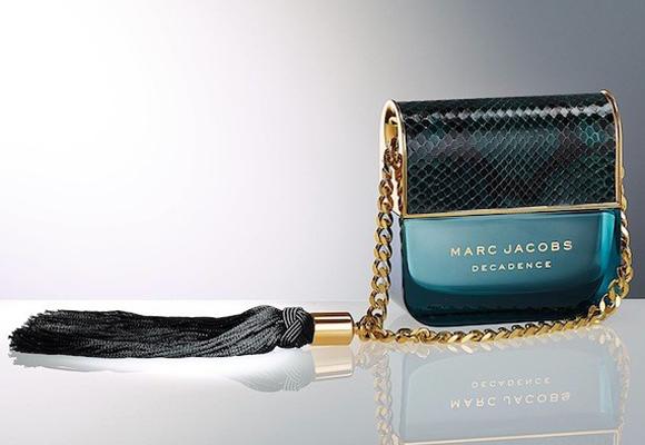 El original frasco del nuevo perfume de Marc Jacobs. Haz clic para comprarlo
