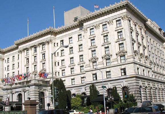 Fairmont San Francisco, uno de los hoteles en USA de FRHI