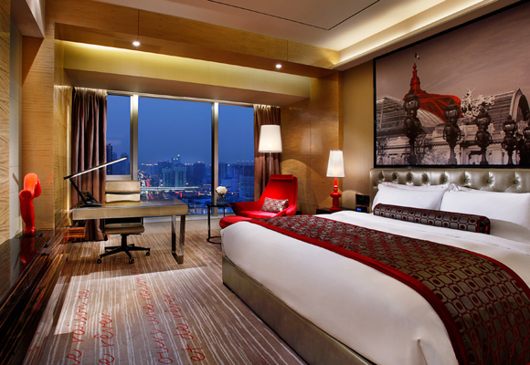 Accor Hotels contaba con 3.815 hoteles y 500.768 habitaciones