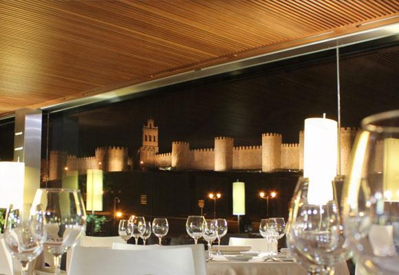 Restaurante El Lienzo de Ávila. Haz clic para reservar tu mesa