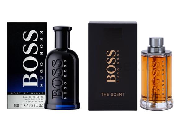 Los últimos perfumes de Boss en el mercado. Cómpralos aquí